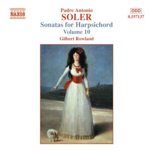 Soler - Sonatas for Harpsichord Volume 10
