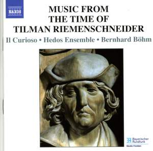 Music from the Time of Tilman Riemenschneider Product Image