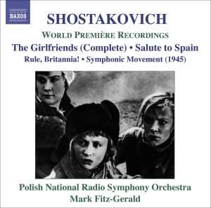 Shostakovich - The Girlfriends Product Image