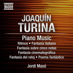 Turina: Piano Music, Volume 6 Product Image