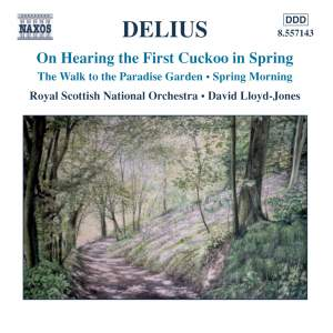 Delius: Pieces (2) for Small Orchestra, etc.