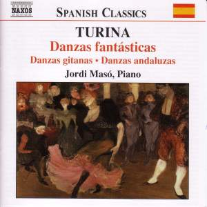 Turina: Piano Music, Volume 1 Product Image