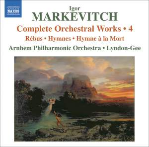 Markevitch - Complete Orchestral Works Volume 4 Product Image