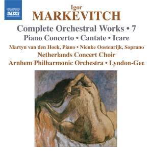 Markevitch - Complete Orchestral Works Volume 7 Product Image
