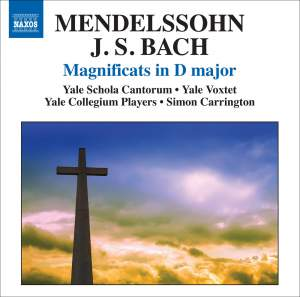 Mendelssohn & Bach - Magnificats in D major Product Image