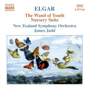 Elgar: The Wand of Youth Suite No. 1, Op. 1a, etc. Product Image