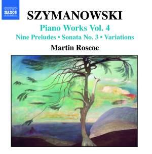 Szymanowski - Piano Works Volume 4 Product Image