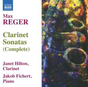 Reger: Complete Clarinet Sonatas Product Image
