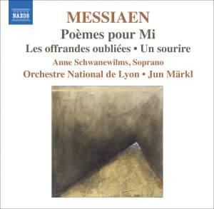 Messiaen - Poèmes pour Mi Product Image