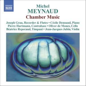Michel Meynaud: Chamber Music Product Image