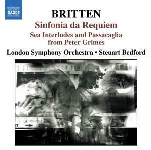 Britten: Sinfonia da Requiem