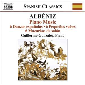Albéniz: Piano Music, Volume 3