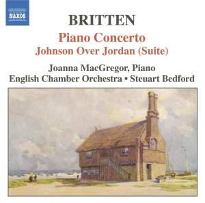 Britten: Piano Concerto, Overture to Paul Bunyan & Johnson over Jordan Product Image