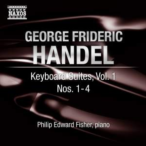 Handel - Keyboard Suites Volume 1 Product Image