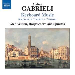 Andrea Gabrieli: Keyboard Music Product Image