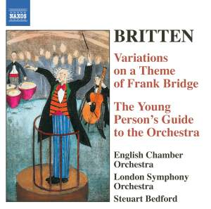Britten: Variations on a theme of Frank Bridge Product Image