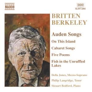 Britten/Berkeley: Auden Songs Product Image