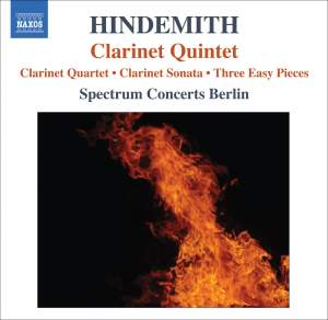 Hindemith - Chamber Music Product Image