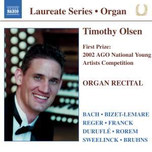 Organ Recital: Timothy Olsen Product Image