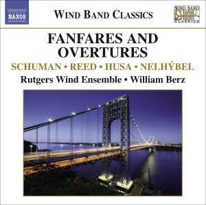 Fanfares and Overtures Product Image