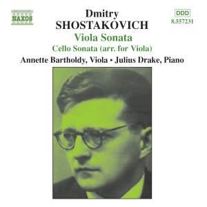 Shostakovich: Viola Sonata, Op. 147, etc.