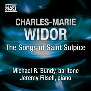 Widor - Chansons de mer Product Image