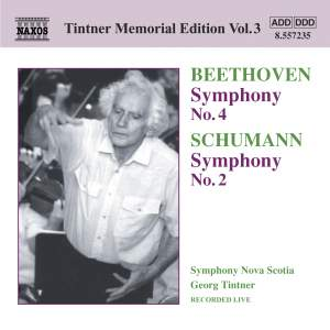 Beethoven: Symphony No. 4 / Schumann: Symphony No. 2 Product Image