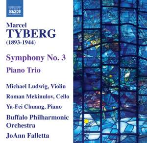 Marcel Tyberg: Symphony No. 3 Product Image