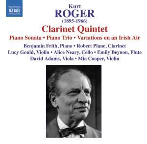 Kurt Roger - Chamber Music