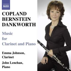 Music for Clarinet and Piano Product Image