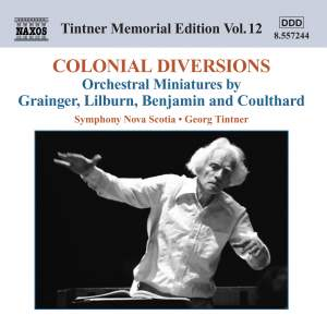 GRAINGER / LILBURN: Colonial Diversions Product Image