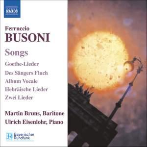 Busoni - Songs