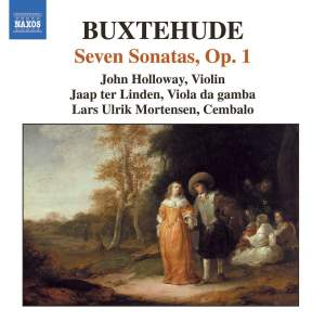 Buxtehude - Complete Chamber Music Volume 1