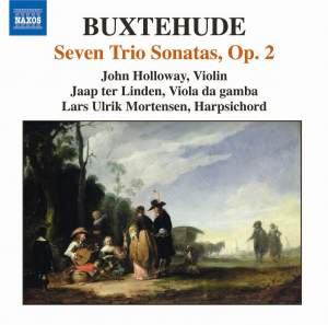 Buxtehude - Complete Chamber Music Volume 2 Product Image