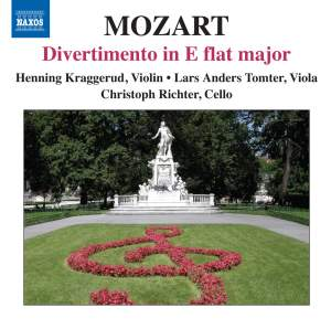 Mozart: Divertimento in E flat major Product Image