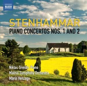 Stenhammar: Piano Concertos Nos. 1 & 2 Product Image