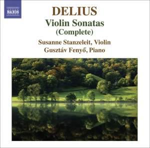 Delius - Complete Violin Sonatas Product Image