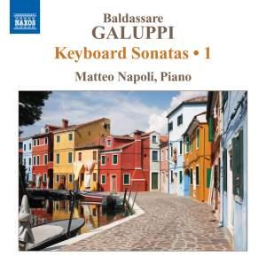 Galuppi: Keyboard Sonatas Volume 1