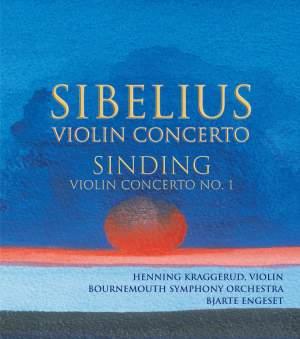 Sibelius & Sinding: Violin Concertos