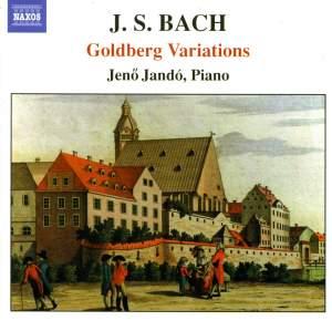 Bach, J S: Goldberg Variations, BWV988 Product Image