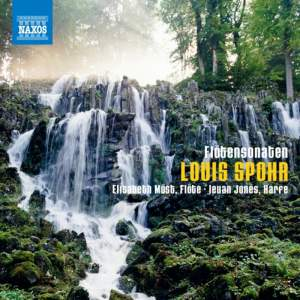 Spohr: Sonatas for Flute and Harp Music