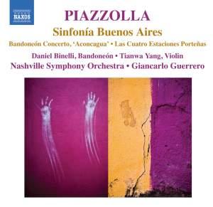 Piazzolla: Sinfonía Buenos Aires