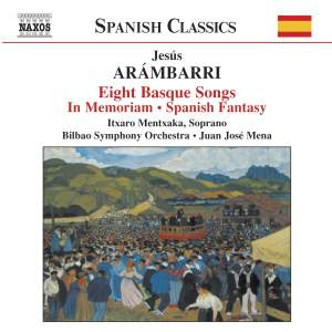 Arámbarri: Orchestral Works Product Image