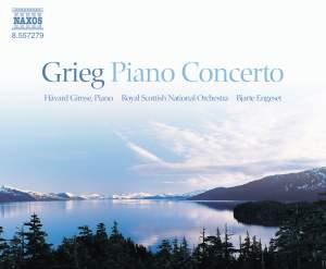 Grieg - Orchestral Music Volume 1