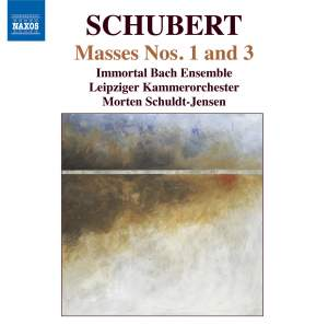 Schubert: Masses Nos. 1 & 3 Product Image
