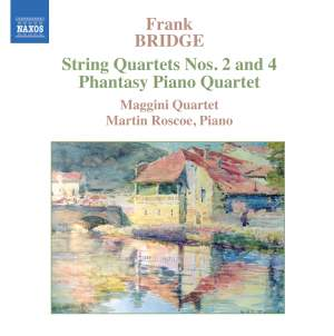 Bridge: String Quartet No. 2 in G minor, etc.