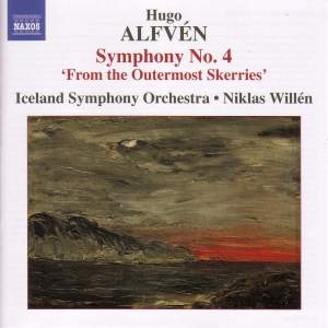 Alfvén: Symphony No. 4 & Festival Overture Product Image