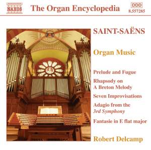 Saint-Saens: Organ Music Product Image