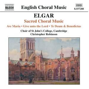Elgar - Sacred Choral Music