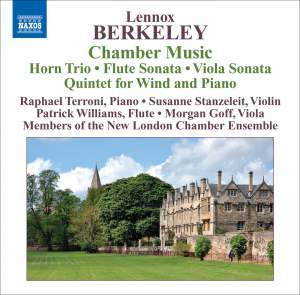 Lennox Berkeley - Chamber Music
